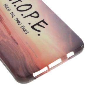Gelový obal pro Samsung Galaxy A3 (2016) - hope - 5