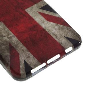 Gélový obal pro Samsung Galaxy A3 (2016) - UK vlajka - 5