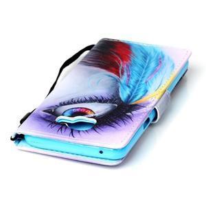 Cardy puzdro pre mobil Samsung Galaxy A3 (2016) - oko - 5