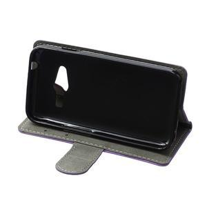 Wall peněženkové pouzdro na Samsung Galaxy Trend 2 Lite - bílé - 5