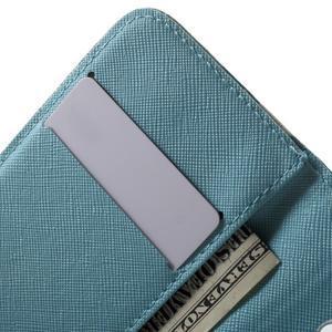Motive pouzdro na mobil Samsung Galaxy Trend 2 Lite - modrý motýl - 5