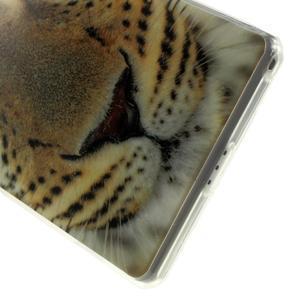 Emotive gélový obal pre Sony Xperia Z2 - leopard - 5