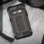 Armory odolný obal pre mobil Samsung Galaxy J1 (2016) - bronze - 5/7