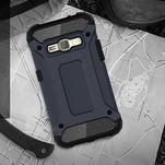 Armory odolný obal pre mobil Samsung Galaxy J1 (2016) - tmavomodrý - 5/6