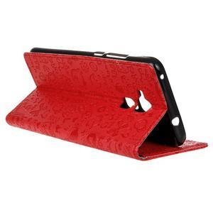Cartoo pouzdro na mobil Honor 7 Lite - červené - 5