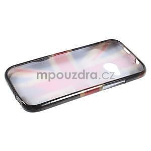 Gélový kryt pre HTC One mini 2 - UK vlajka - 5