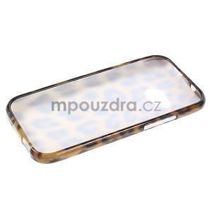 Gélový kryt na HTC One mini 2 - leopard - 5