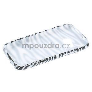 Gélový kryt na HTC One mini 2 - zebra - 5