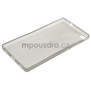 Ultra tenký slim obal na Huawei Ascend P8 - šedý - 5