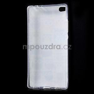 Gélový obal na Huawei Ascend P8 - sovičky - 5
