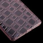 Square gelový obal na Huawei Mate 8 - růžový - 5/5