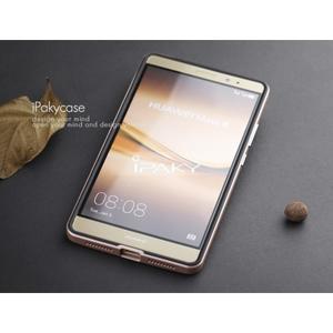 Odolný obal 2v1 s výstuhami na Huawei Mate 8 - zlatorůžový - 5