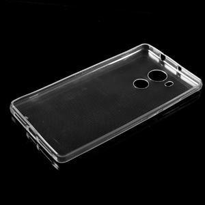 Ultratenký gelový obal na Huawei Mate 8 - transparentní - 5
