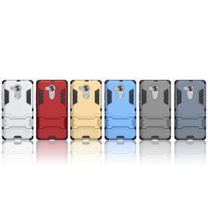 Armor odolný kryt na mobil Huawei Mate 8 - šedomodrý - 5