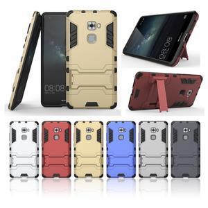 Armour odolný kryt na mobil Huawei Mate S - stříbrný - 5