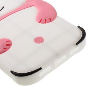 PandaStyle silikonový obal na Huawei P9 Lite - ružový - 5