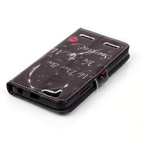 Knížkové puzdro pre mobil Lenovo Vibe K5 / K5 Plus - sunshine - 5