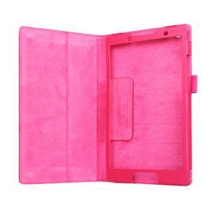 Dvojpolohové puzdro pre tablet Lenovo Tab 2 A8-50 - rose - 5