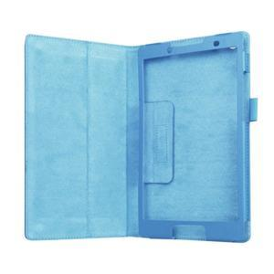 Dvoupolohové pouzdro na tablet Lenovo Tab 2 A8-50 - modré - 5