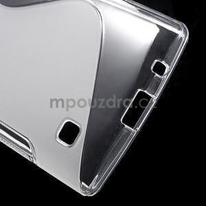 S-line gélový obal na LG Spirit 4G LTE - transparentný - 5