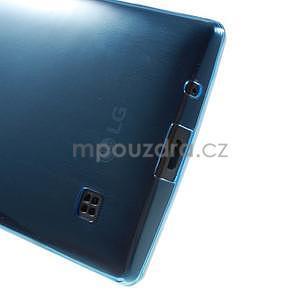 Ultra tenký obal pre LG Spirit - modrý - 5