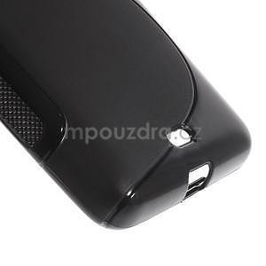 Gélový obal pre Microsoft Lumia 535 - čierny - 5
