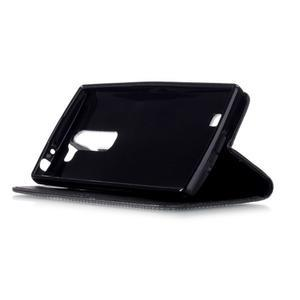 Peňaženkové puzdro na mobil LG Spirit - nešahat - 5