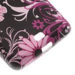 Soft gélový obal na Microsoft Lumia 535 - kouzelní motýlci - 5/5