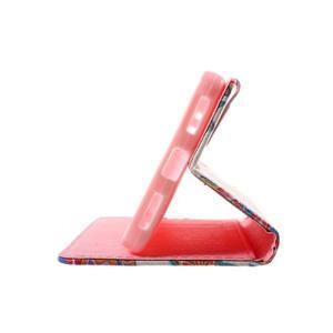 Cross peňaženkové puzdro pre Huawei Honor 7 - mandala - 5
