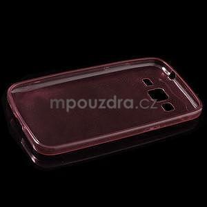 Ultra tenký slim obal na Samsung Galaxy Core Prime - červený - 5