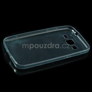 Ultra tenký slim obal na Samsung Galaxy Core Prime - světle modrý - 5