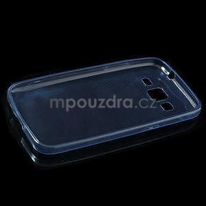 Ultra tenký slim obal pre Samsung Galaxy Core Prime - tmavo modrý - 5