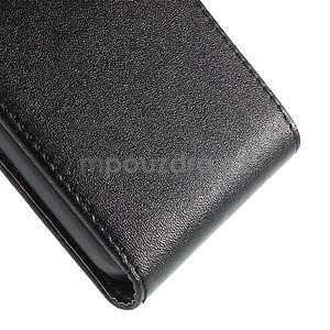 Flipové puzdro Samsung Galaxy Core Prime - čierne - 5