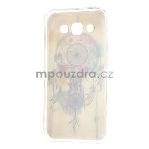 Gélový obal na mobil Samsung Galaxy E5 - dream - 5