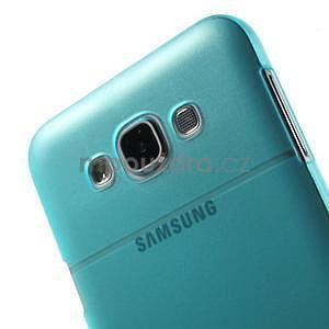 Plastový kryt na mobil Samsung Galaxy E7 - tyrkysový - 5