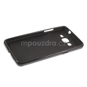 Gélový kryt pre Samsung Galaxy Grand Prime - čierny - 5