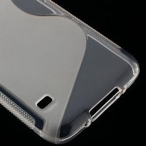 S-line gelový obal na mobil Samsung Galaxy S5 - transparentní - 5