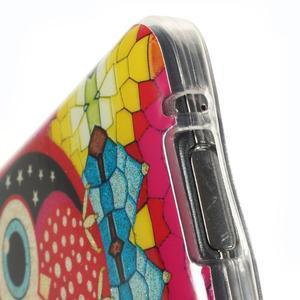 Owls gelový obal na Samsung Galaxy S5 mini - sovička - 5