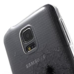 Gélový kryt pre mobil Samsung Galaxy S5 mini - láska - 5