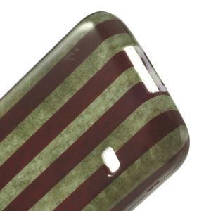 Softy gélový obal pre Samsung Galaxy S5 mini - US vlajka - 5