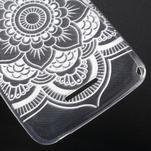 Gélový obal pre Sony Xperia E4g - henna - 5/5