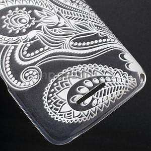 Gélový obal pre Sony Xperia E4g -  lotos - 5