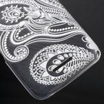 Gélový obal pre Sony Xperia E4g -  lotos - 5/5