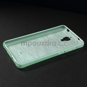 Broušený kryt na Xiaomi 4 MI4 - cyan - 5