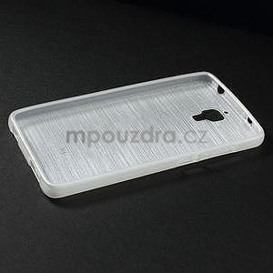 Broušený kryt na Xiaomi 4 MI4 - biely - 5