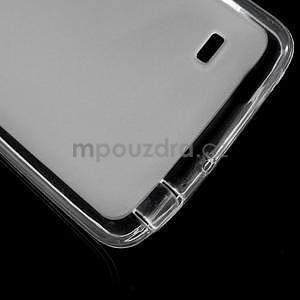 Matný gélový obal na Huawei Ascend G620s - 5