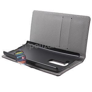 Peňaženkové puzdro pre LG G4c H525n - meteor - 5