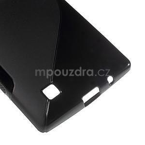 Čierny gélový obal S-line na LG G4c H525n - 5