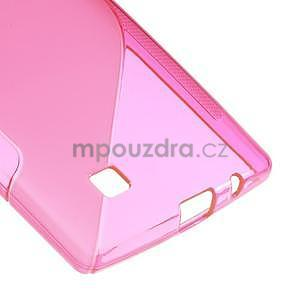 Rose gélový obal S-line na LG G4c H525n - 5