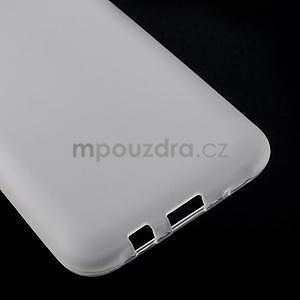 Matný gelový obal Samsung Galaxy J5 - bílý - 5